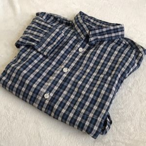 Old Navy Striped XL Button Up Shirt Extra Large